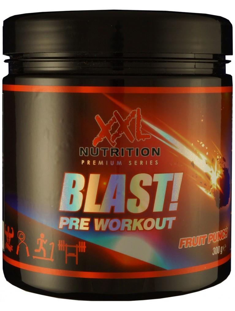 Blast preworkout