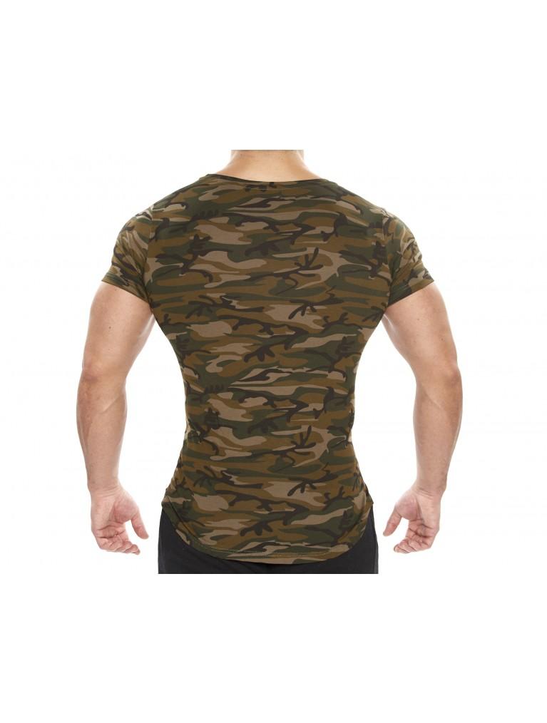 T-shirt Stretch Camo