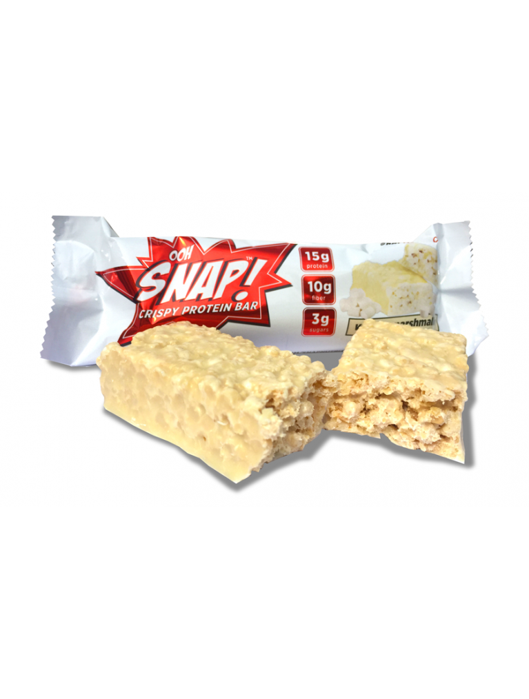 Snap Nutrition Protein Bar