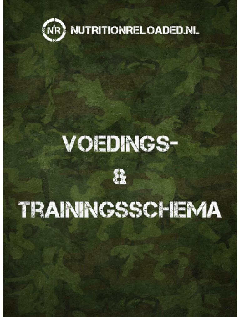 Voedings- & Trainingsschema